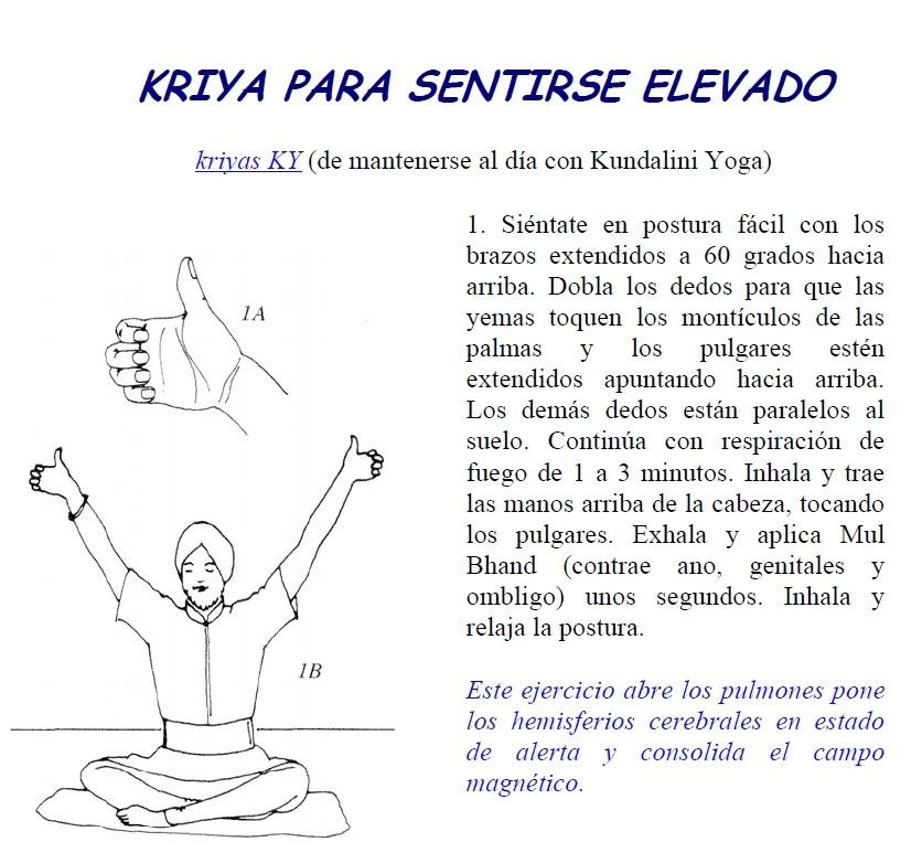 Kundalini yoga kriyas – Dietas de nutricion y alimentos